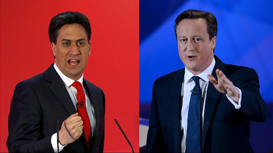 Tory and Labour manifestos: spot the difference