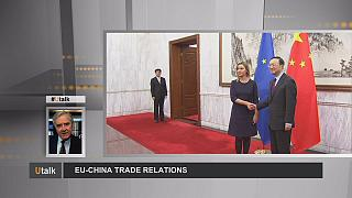 Wie stark sind die europäisch-chinesischen Handelsbeziehungen?  zwischen Europe und China