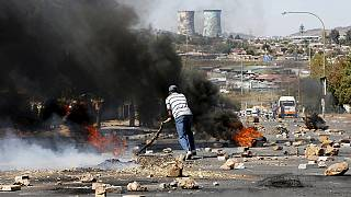 Soweto residents protest electricity prices
