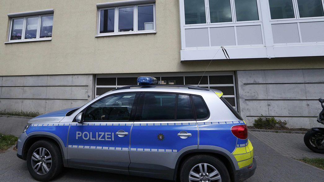 Gruppe von gewaltbereiten Rechtsradikalen in Deutschland zerschlagen