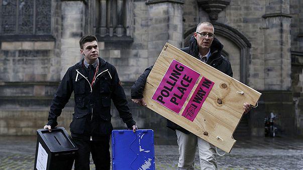 A nagypártoknak kedvez a brit választási rendszer
