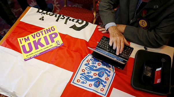 Elections : l'avenir du leader de UKIP se joue à South Thanet