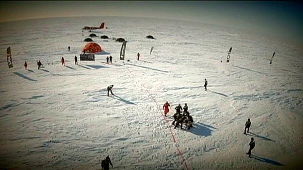 Essai(s) au Pôle Nord