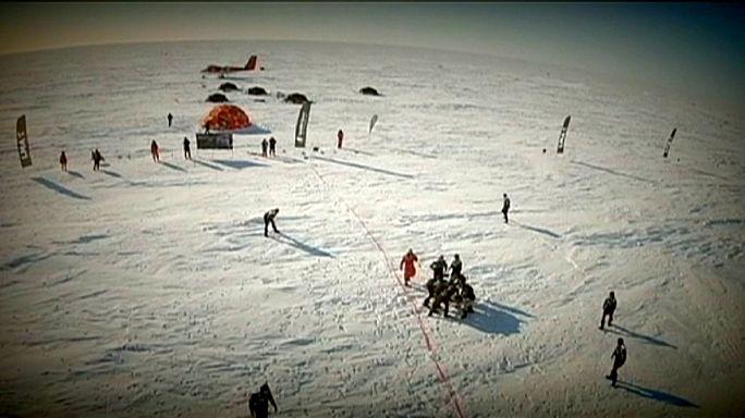 روجبي السبعة في حضن القطب الشمالي