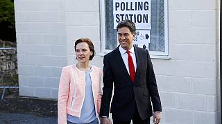 В Великобритании проходят всеобщие парламентские выборы