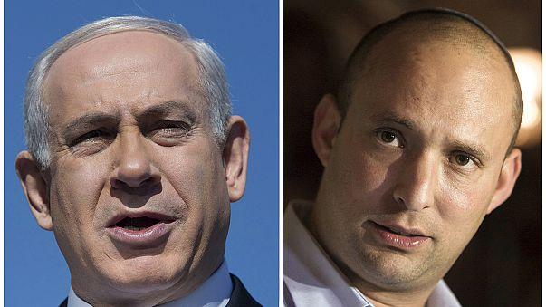 """Нетаньяху """"успел до полуночи"""""""