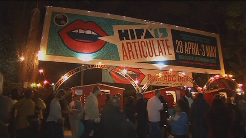 Decimoquinta edición del Festival Internacional de Arte de Harare