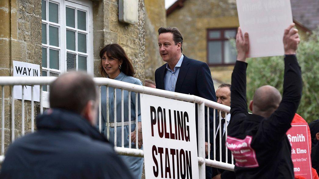 L'heure du vote outre-Manche, mais qui va gouverner la Grande-Bretagne ?