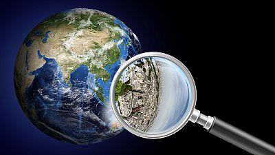 "Storie dell'altro mondo: ""Ball Handling"" per Papa Francesco e mappatura aerei per ESA Proba-V"