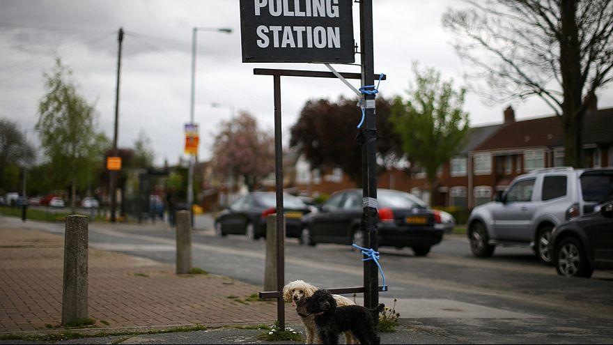 الانتخابات البريطانية: مخاوف من افراز حكومة ضعيفة
