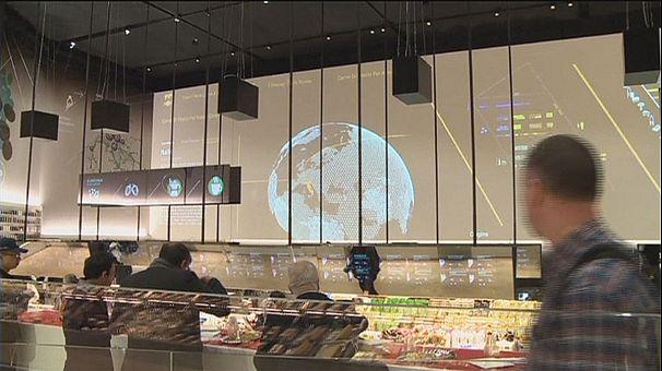 Супермаркет будущего на миланской ЭКСПО-2015