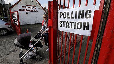 Elecciones muy polarizadas y con amplia participación