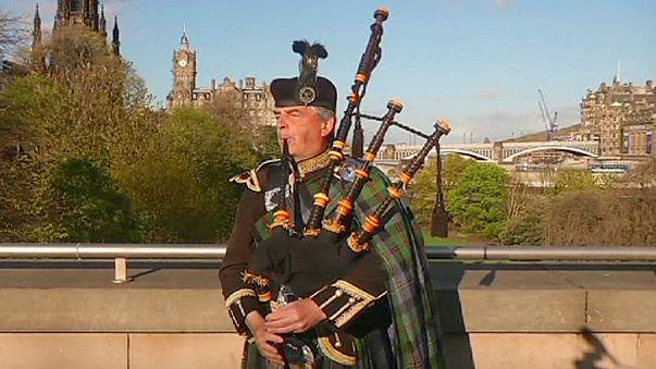 Выборы в Великобритании: роль Шотландии усиливается