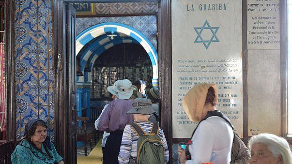 تونس تفرض اجراءات مشددة لضمان امن موسم الحج اليهودي الى كنيس الغريبة