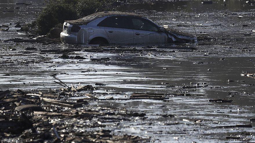 Image: Montecito Mudslide Aftermath