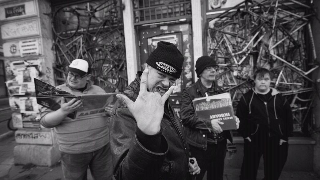 "Пертти Курикка Name Days сыграют на ""Евровидении"" панк-рок"