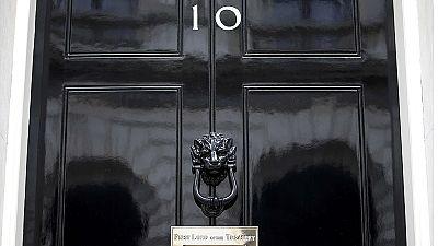 Umile, accogliente Downing Street