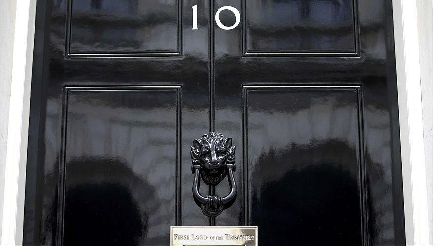 Gemütlich, aber unscheinbar: Die berühmte Nummer 10 der Downing Street