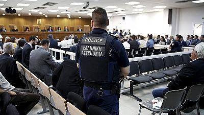 """Griechenland: Prozess gegen rechtsradikale """"Morgenröte""""-Partei wieder verschoben"""