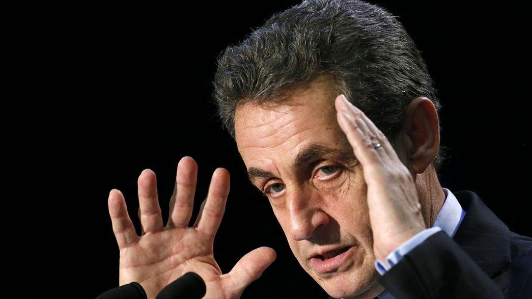 La justicia francesa admite como prueba las escuchas telefónicas a Sarkozy