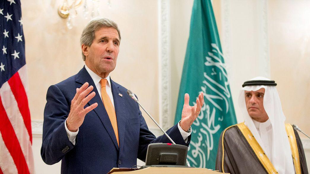 Tregua umanitaria in Yemen: da Ryad sì di Kerry alla proposta saudita
