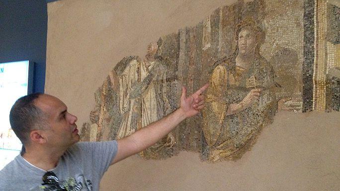 Antakya mozaiklerinin sırrı
