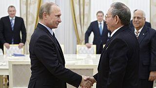 Erste Staatsgäste und letzte Vorbereitungen für Moskauer Siegesparade