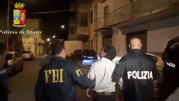 تفكيك عصابة مافيا مخدرات بتعاون إيطالي أمريكي