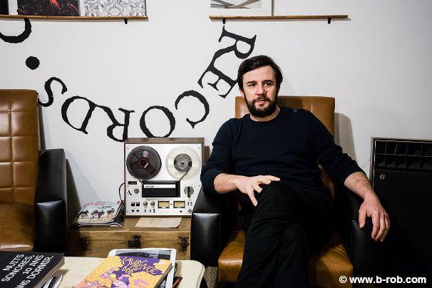Vincent Carry, directeur de Nuits Sonores