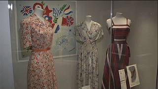 London Museum examines creativity born from WWII rationing