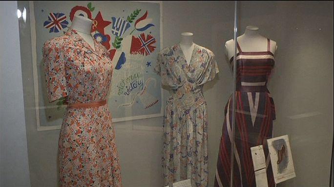 أزياء الأربعينيات ممهورة بمرحلة التقشف خلال الحرب