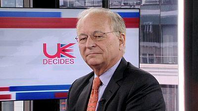 """Wolfgang Ischinger, diplomático: """"Reino Unido tiene que aceptar todas las condiciones de la UE"""""""