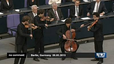 Germany remembers