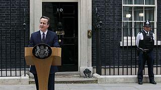 كاميرون يحقق فوزا ساحقا ويتأهب لتشكيل حكومته الجديدة
