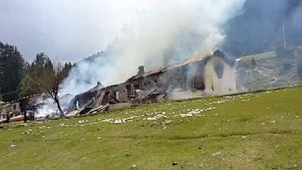 Crash d'un hélicoptère au Pakistan, des diplomates tués