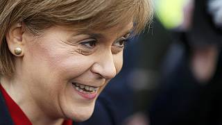 Sturgeon promises a louder voice for Scotland in Westminster