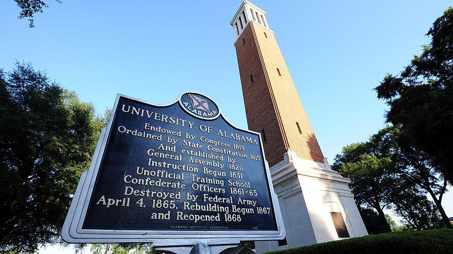 Image: University of Alabama Campus