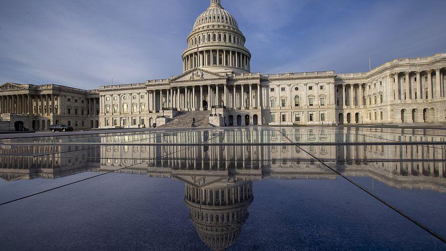 Image: The Capitol in Washington