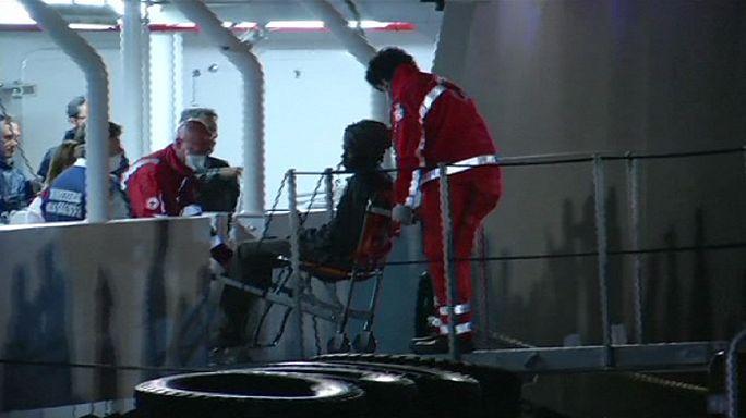 ايطاليا: العثور على حطام ربما كان لقارب الحادث المأساوي الأخير