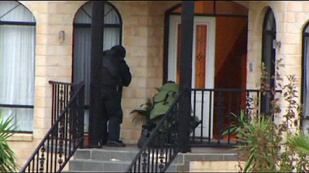 Avustralya'da terör saldırısı planlayan bir genç gözaltına alındı