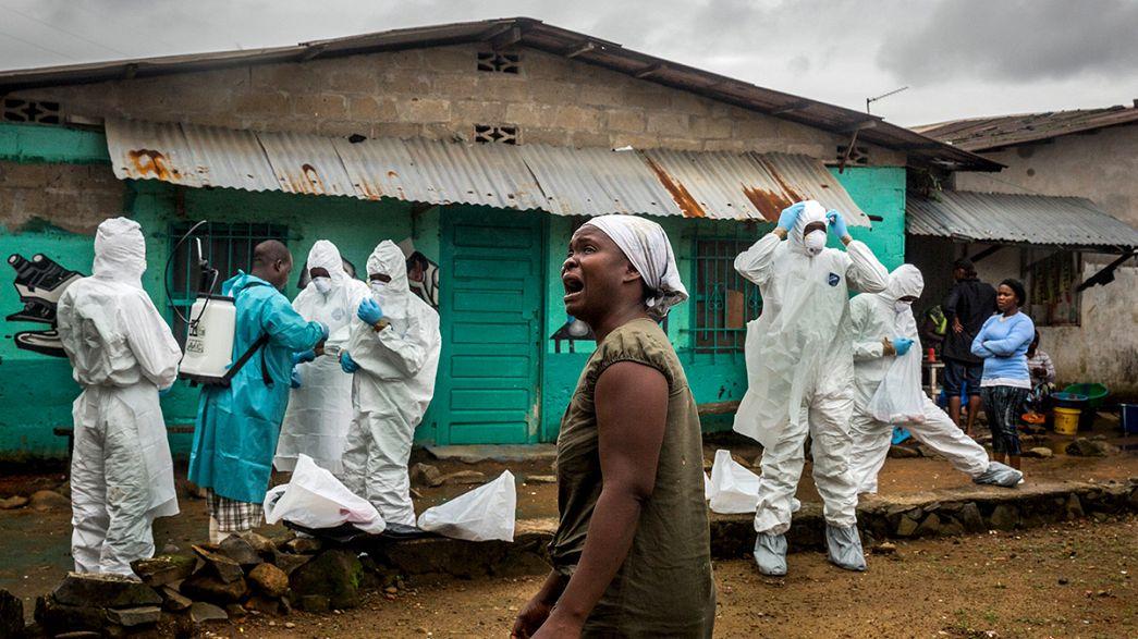 Libéria livre de Ébola