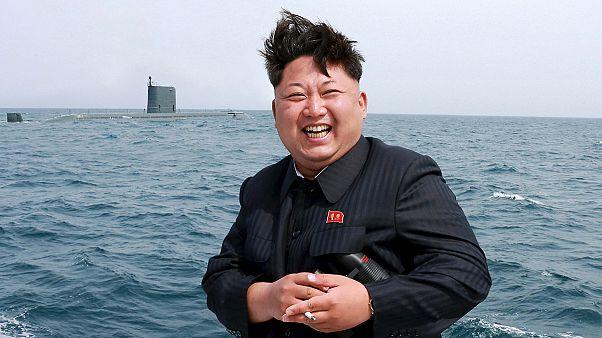 پرتاب اولین موشک از زیر دریایی توسط کره شمالی