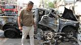 Iraq hit by bomb blast and prison escape