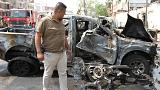 Explosão em Bagdade mata oito pessoas