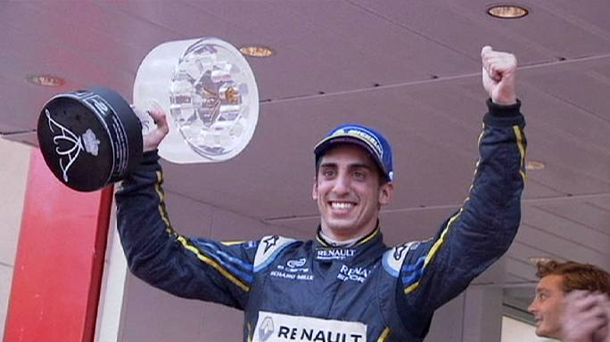 Buemi becomes first Formula E driver to win twice with Monaco victory