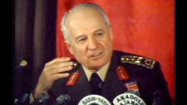 Former Turkish army chief Kenan Evren dies