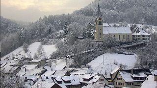 İsviçre'de silahlı saldırı