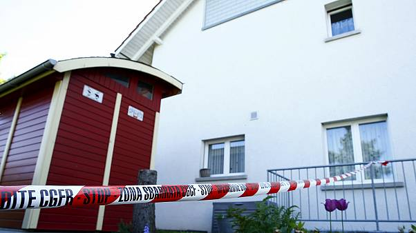 Suspected killer among 5 dead after Swiss shooting, say police