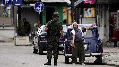 Macedonia, prosegue la battaglia tra militari e un non ben precisato gruppo terroristico