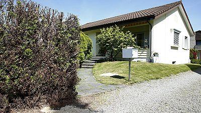 Suspected killer among 5 dead in Swiss family shooting